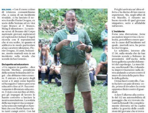 Florin – Rassegna stampa